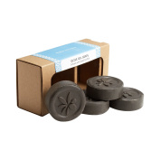 Brown And Grey Dead Sea Mud And Olive Oil Soap 'Dead Sea Soap Set'