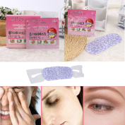 Steam Eye Mask,18pcs of 6 Different Odour Disposable Steam Warming Eye Mask Relief Eye Pain And eyestrain