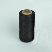 Waxed Lacing Tape (05 Black)