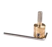 0.6cm Diamond Stained Glass Grinder Head Bit Quality Brass Core