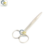 G.S STAINLESS STEEL MAYO DISSECTING SCISSORS 14cm STRAIGHT ECONOMY GRADE BEST QUALITY