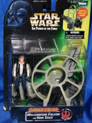 Star Wars-Millennium Falcon with Han Solo