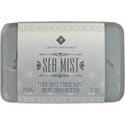 L'Epi de Provence 200g Sea Mist Shea Butter Enriched Triple Milled French Soap