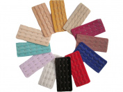Ewandastore 16 pcs Assorted Colours Women 6 Hook 3 Rows Spacing Bra Extender Strap