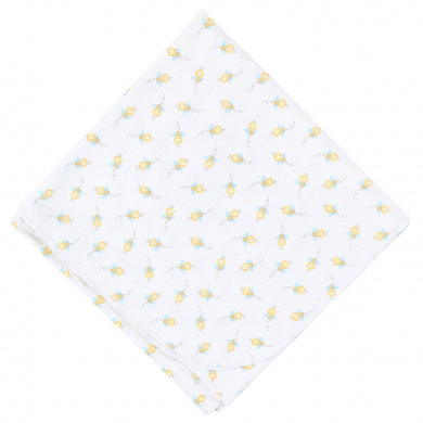 Magnolia Baby Unisex Baby Sweet As Can Be Printed Blanket Yellow One Size