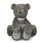 Little Starter Baby Bear Plush and Blanket Set, Grey