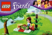 Toy / Game Lego Friends Great Summer Picnic Bag Set 30108 With Mia Minifigure - For Ages  .   And Up by 4KIDS