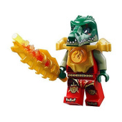 LEGO Legend of Chima Fire Armour Cragger of the Croc Tribe