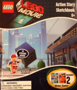 The Lego Movie Action Story Sketchbook