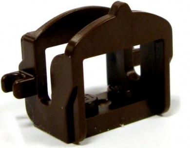 LEGO LOOSE Accessory Brown Saddle