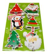 Christmas Jiggle Gift Tags