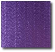 4.6m Roll Herringbone Embossed Lavender Gift Wrap Paper