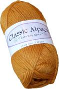 Classic Alpaca 100% Baby Alpaca Yarn #2180 Spicy Mustard
