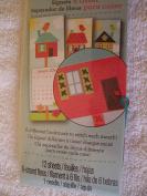 Stitch-It Calendar 2016 Bookmarks Kit --Bird Houses