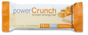 Bionutritional Power Crunch CPmafNA Protein Energy Bars Peanut Butter Creme