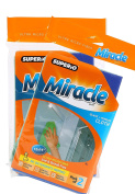 Miracle Glass & Mirror Cloth 2-pack