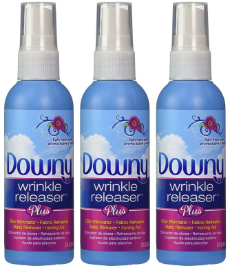 Downy Wrinkle Releaser Plus 90ml (Pack of 3)