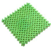 TRENTON 30cm x 30cm Plastic Square Drain Holes Mat Bathroom Toilet Kitchen Non-Slip Shower Floor Pad