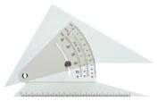 Uchida precision gradient ruler 22cm 013-0003