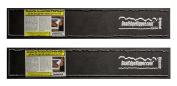 Dual Edge Ripper Original and Classic Bundle Watercolour Paper Deckle Edge Tool 5.1cm - 60cm Tools
