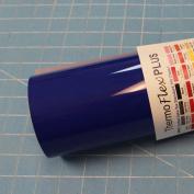 ThermoFlex Plus Reflex Blue 38cm x 0.9m Iron on Heat Transfer Vinyl