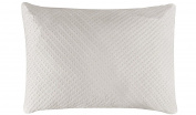 Premium Shredded Memory Foam Touch Comfort Pillow - Queen/Standard Size Bed Pillow - 60cm x 40cm