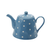 Maxwell and Williams Sprinkle Teapot, 1200ml, Sky
