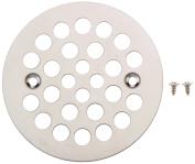 Jones Stephens D41101 11cm Stainless Steel Strainer for Fibreglass Shower Drain