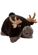 Pillow Pets - Chocolate Moose Stuffed Animal Plush Toy