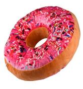 Doughnut Pillow Beudvo Ring Plush Soft Novelty Style Cushion