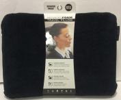 Sharper Image Rate #1 Memory Foam Travel Pillow