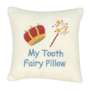 15cm x 15cm Saying Pillow w/Pocket, My Tooth Fairy