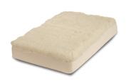 Century Home C601-144 Signature Collection Woolmark Certified Pure Wool Fleece Mattress Pad, King
