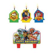 Paw Patrol Mini Candle Set