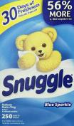 Snuggle Fresh Dryer Sheets , Blue Sparkle, 250 Count