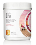 Shaklee Life Energising Shake delicious non-GMO protein shake with pre- and probiotics - Strawberry