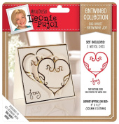 Leonie Pujol Entwined Collection Big Heart Set Entwining Joy Metal Die