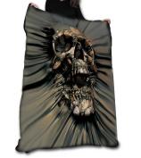 SKULL RIP Fleece Blanket / Throw / Tapestry etc.Official DAVID PENFOUND Merchandise