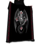 GOTHIC DRAGON Fleece Blanket / Throw / Tapestry etc.Official ANNE STOKES Merchandise