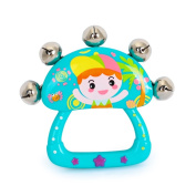 FRIENDLY Hand Bell for Kids Bells With Handle For Baby Early Education