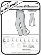 Men's Cascade Powder Snow Pants #148 Sewing Pattern