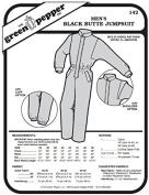 Men's Black Butte Jumpsuit Snowsuit #142 Sewing Pattern