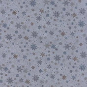 Town Square~Snowflakes Blue Cotton Fabric by Moda supplier:susanegreen