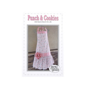 Sew Much Good Punch & Cookies Apron Pattern