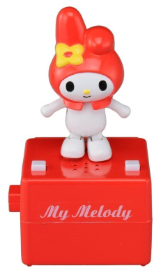 Takara Tomy Art's Pop'nstep Sanrio Characters My Melody (Red) from Japan