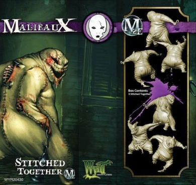 Malifaux: Neverborn - Stitched Together