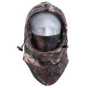 Kagogo Adjustable Thermal Fleece Balaclava Winter Outdoor Sports Face Mask
