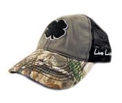 NEW Black Clover Hunt Lucky #18 Camouflage Adjustable Hat/Cap