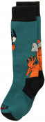Hot Chillys Boy's Monster Winter Sport Socks