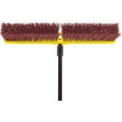 RubbermaidProducts 24 Hvy Duty Floor Sweep, Sold as 1 Each